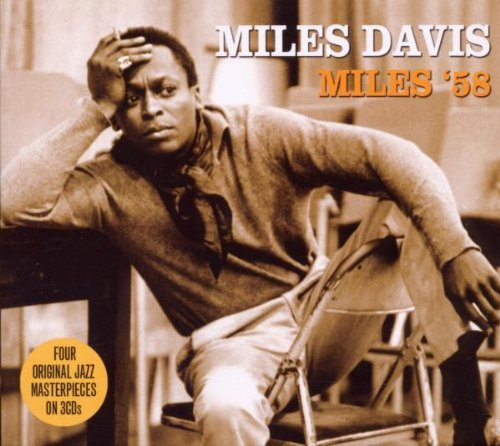 Miles Davis Miles 58 Three Original Album Import Gbr 3 CD
