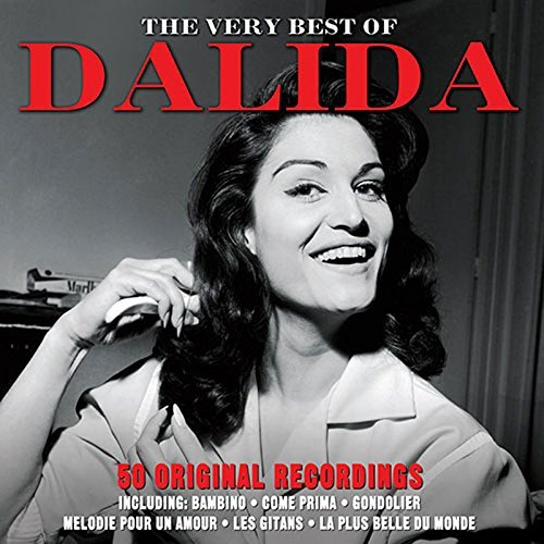 Dalida Very Best Of Import Gbr 2 CD