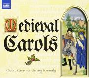 Jeremy Summerly And Oxford Camerata Medieval Carols