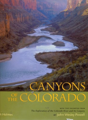 David R. Brower Joseph Holmes Canyons Of The Colorado