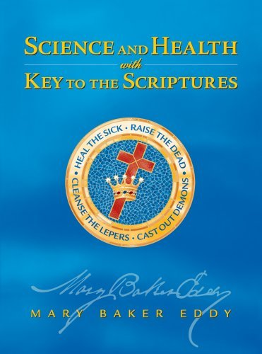 Mary Baker Eddy Science And Heath With Key To The Scriptures Study Edition