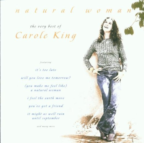 Carole King Natural Woman Very Best Of Import Eu Import Gbr