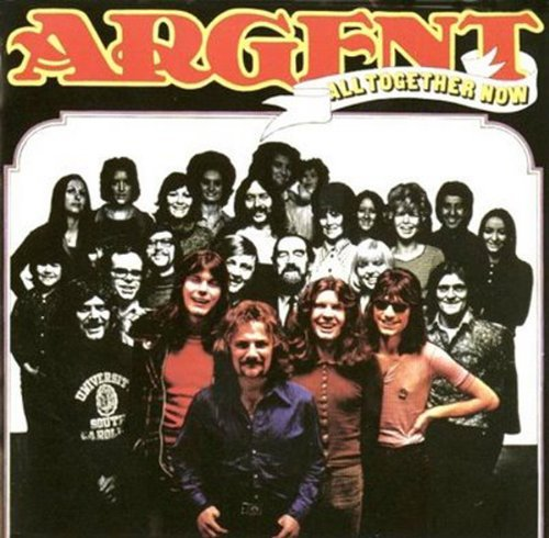 Argent All Together Now Import Gbr