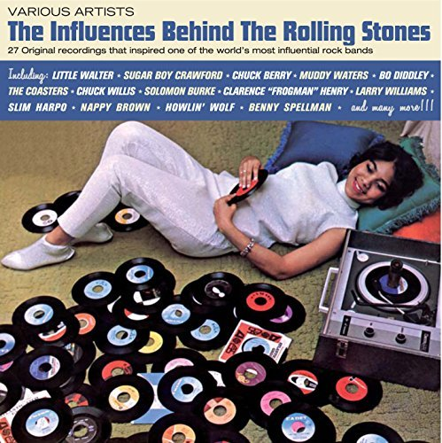 Influences Behind The Rolling Influences Behind The Rolling Import Esp Remastered