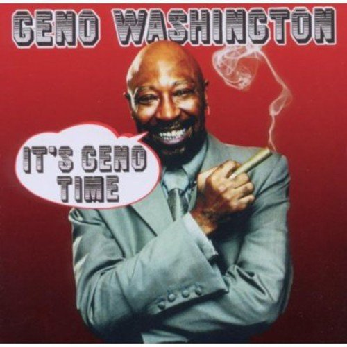 Geno Washington Its Geno Time