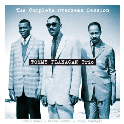 Tommy Flanagan Complete Overseas Session Import Esp Incl. Bonus Tracks