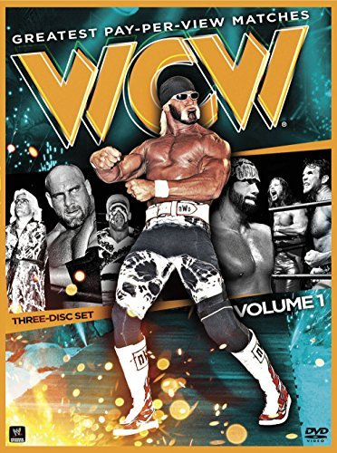 Wwe Wcw Pay Per View Matches DVD Nr Fs