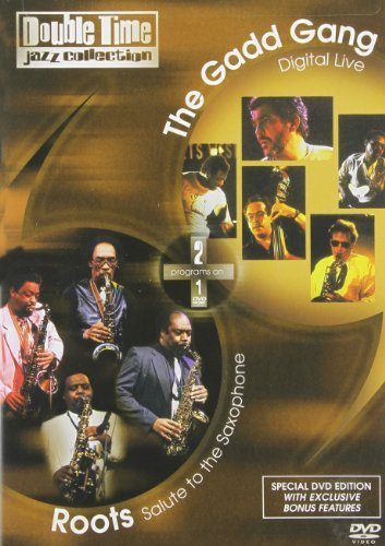 Roots Gadd Gang Vol. 5 Double Time Jazz Collec Ntsc(1 4)