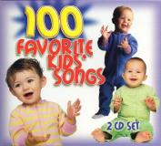 100 Favorite Kids Songs 100 Favorite Kids Songs 2 CD