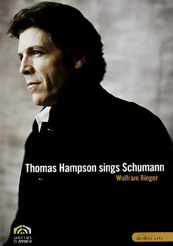 Robert Schumann Thomas Hampson Sings Schumann Hampson Rieger
