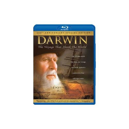 Darwin Voyage That Shook The W Darwin Voyage That Shook The W Blu Ray Ws Nr