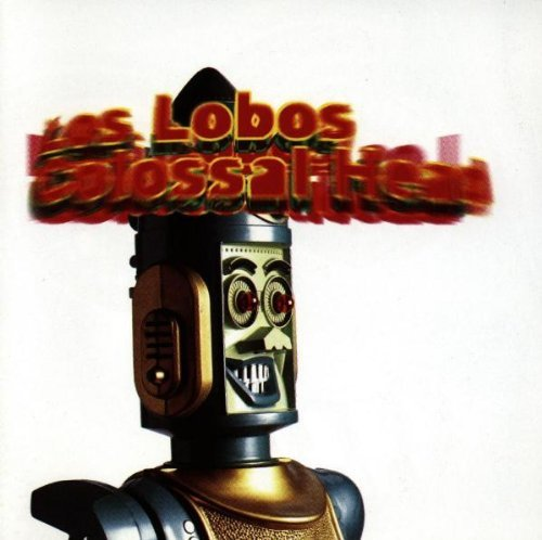 Los Lobos Colossal Head CD R
