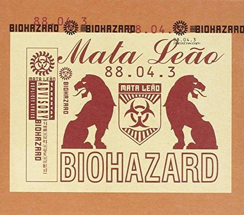 Biohazard/Mata Leao@Cd-R