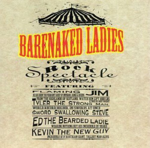 Barenaked Ladies Rock Spectacle