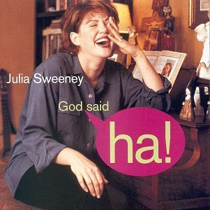 Julia Sweeney God Said Ha! 2 CD Set