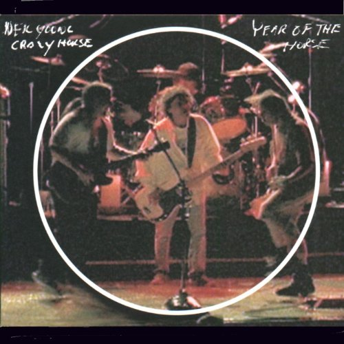 Neil Young Year Of The Horse 2 CD Set
