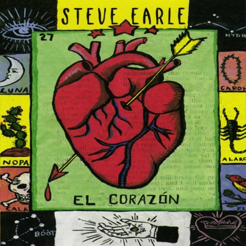 Steve Earle El Corazon Feat. Harris Supersuckers Hdcd Fairfield Four Kennedy