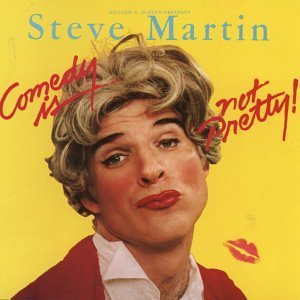 Martin Steve Comedy Is Not Pretty!