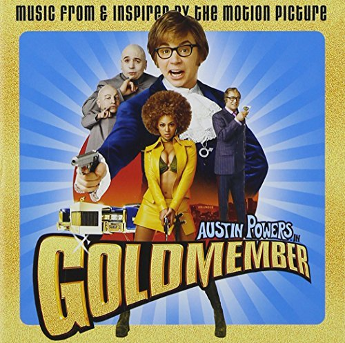 Austin Powers In Goldmember Soundtrack Spears Destiny's Child