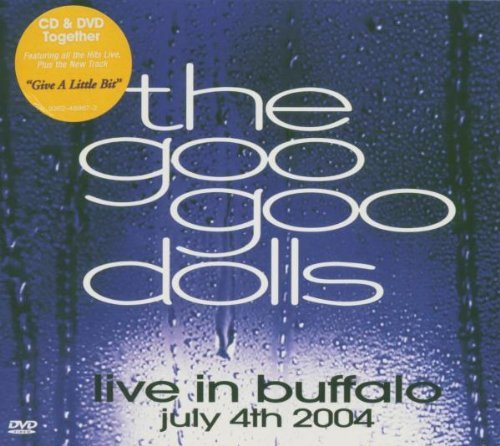 Goo Goo Dolls Live In Buffalo Incl. Bonus DVD
