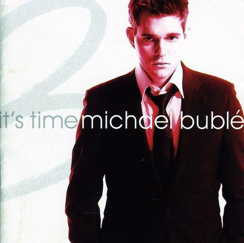 Michael Buble It's Time Tour Edition Import Eu