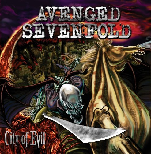 Avenged Sevenfold City Of Evil Clean Version