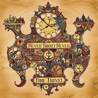 Never Shout Never Time Travel