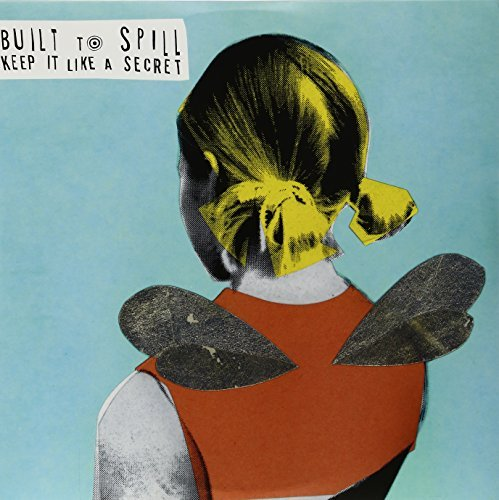 Built To Spill Keep It Like A Secret 2 Lp Set