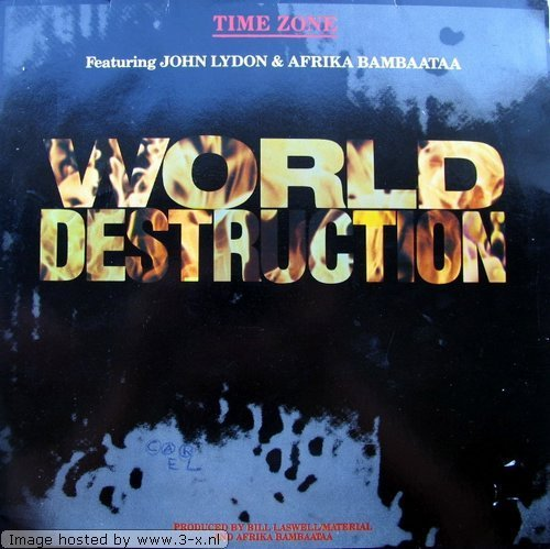 Time Zone World Destruction World Destruction