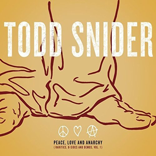 Todd Snider Vol. 1 Peace Love & Anarchy (r