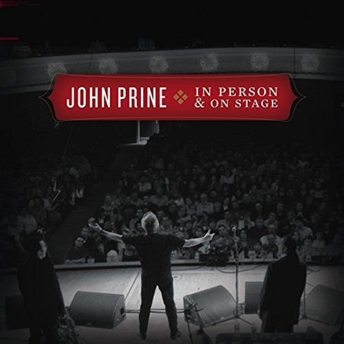 John Prine In Person & On Stage