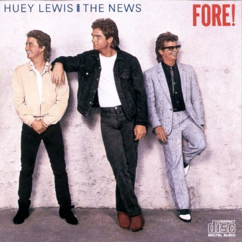 Huey & The News Lewis Fore