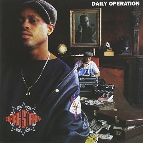 Gang Starr/Daily Operation@Explicit Version