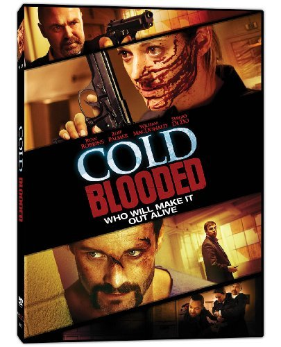 Cold Blooded Robbins Palmer Macdonald DVD Nr Ws
