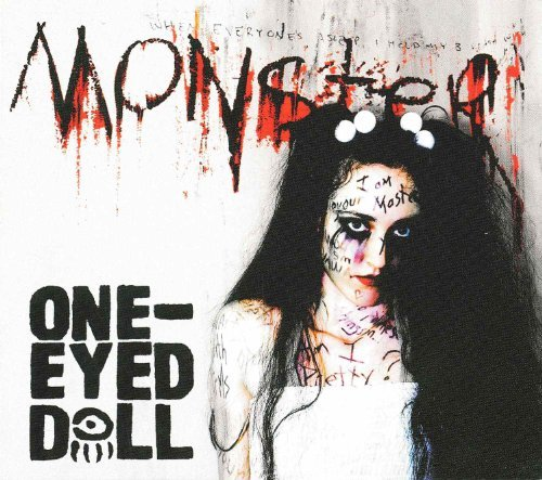 One Eyed Doll Monster (remixed Version) Digipak