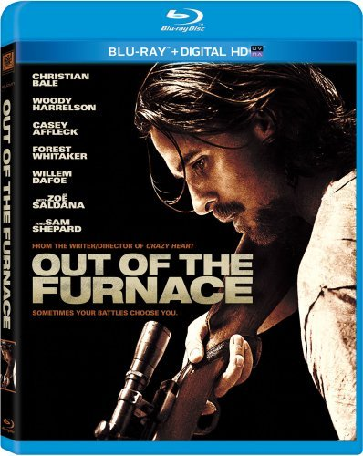 Out Of The Furnace Bale Saldana Affleck Blu Ray R Ws