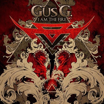 Gus G I Am The Fire