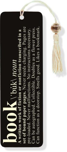 Peter Pauper Press Book Beaded Bookmark
