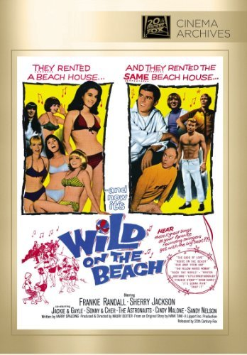 Wild On The Beach Wild On The Beach DVD Mod This Item Is Made On Demand Could Take 2 3 Weeks For Delivery