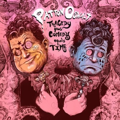 Patton Oswalt Tragedy Plus Comedy Equals Time Explicit