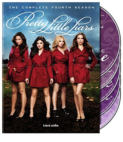 Pretty Little Liars Season 4 DVD Nr 5 DVD