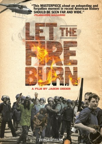 Let The Fire Burn Let The Fire Burn DVD Nr