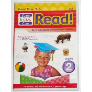 Your Baby Can Read! Vol. 2