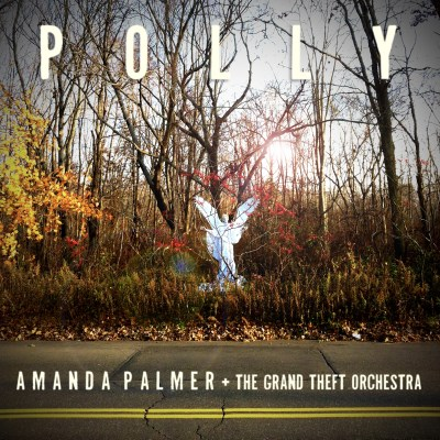 Amanda Palmer Polly Dioteque 7 Inch Single B W Idioteque