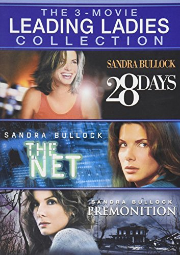 28 Days Net Premonition Sandra Bullock Triple Feature DVD