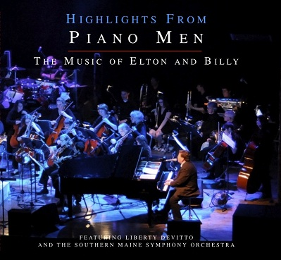 Piano Men Highlights From Piano Men The Music Of Elton And Local