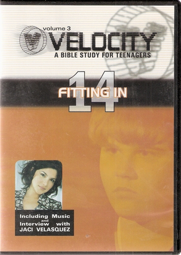 Velocity A Bible Study For Teenagers (volume 3)