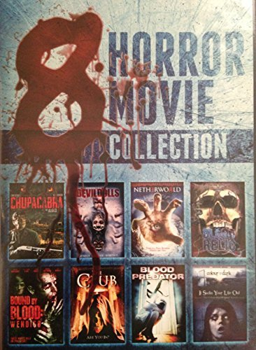 8 Movie Horror Collection 18 8 Movie Horror Collection 18