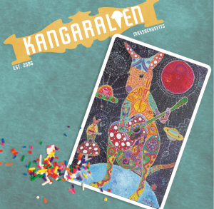 Kangaralien Ice Cream Album Local