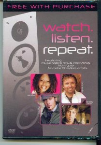 Watch. Listen. Repeat Featuring Music Video Hits